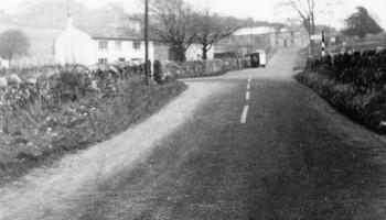 Shaw Lane c.1960