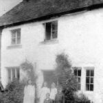 Myrtle Cottage - Now site of Bluebell Cottages