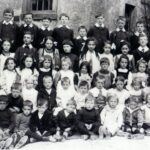 Nether Kellet School, 1910