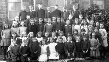 Nether Kellet School, 1919