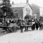 Nether Kellet Sunday School Trip 1904