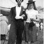 Field Day - no date. Alf Bergus and Edgar Simpson?