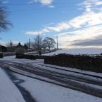 Lawsons Farm seen from Halton Road. Photograph by J.R. Mace.